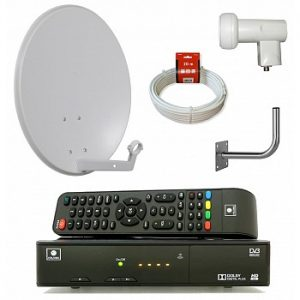Комплект НТВ-Плюс с ресивером 1 HD VA