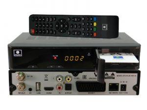 Ресивер НТВ-Плюс 1 HD VA