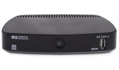 Ресивер Триколор ТВ General Satellite GS C5911 Full HD