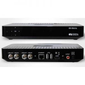 Ресивер Триколор ТВ General Satellite GS Е521L Full HD