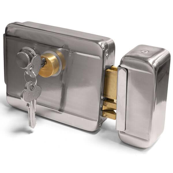 Электромеханический замок для дверей (до500кг)
